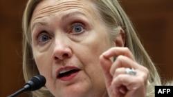 Birleşen Ştatlaryň Döwlet sekretary Hillari Klinton