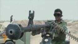 Kurdish Peshmerga Fighters Take Control of Kirkuk Province