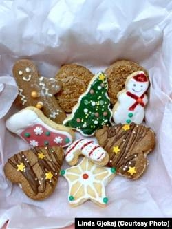 Biskotat e Lindës për këtë Krishtlindje.