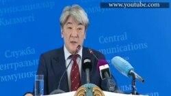 """Ерімбетов: """"ҮЕҰ министрмен бірге есеп берсін"""""""