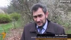 Smedlâyev Mustafa Asabınıñ evinde keçirilgen tintüvi aqqında