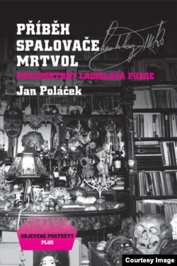 Фотография, сделанная в квартире Ладислава Фукса, на обложке его новой биографии, вышедшей в 2013 году