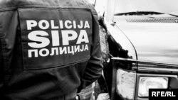 Pripadnici SIPA-e, Foto: Midhat Poturović
