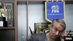 علی کفاشیان، رییس فعلی فدراسیون فوتبال ایران