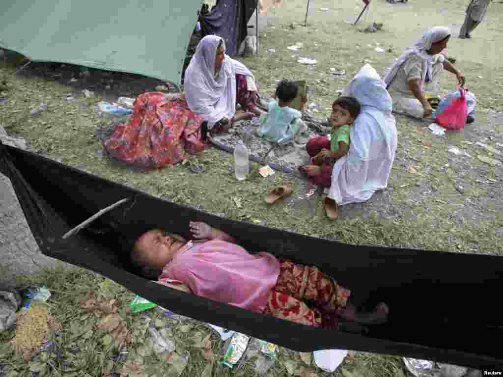 03.08.2010. - Foto: REUTERS / Faisal Mahmood