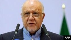 Міністр нафтової промисловості Ірану Біжан Зангане