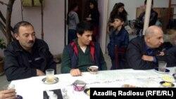 Şahin Novruzlu atasının yasında - 18 oktyabr 2014