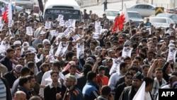 Шиитский протест в Бахрейне