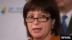 Новый министр финансов Украины Наталья Яресько