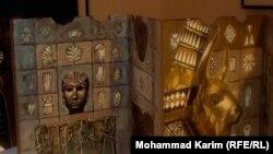 من اعمال الفنان كريم سيفو