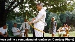 Nicolae și Elena Ceaușescu în Moldova în vara lui 1976. Fototeca online a comunismului românesc