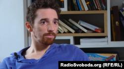 Себастьян Ґобер, журналіст з Франції