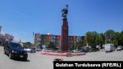 Город Баткен.