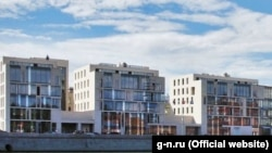 ЖК «Barkli Plaza» у Москві