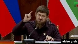 Chechen Leader Threatens Killing For Online 'Gossip' video grab