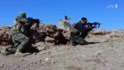 مقامات: شاهراه ارزگان - کندهار از وجود طالبان مسلحپاک سازی شد