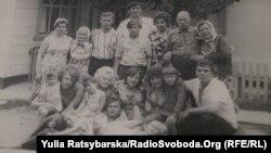 Родина Варшавських, із родинного архіву, Дніпро, 10 квітня 2019 року