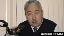 Депутат Исхак Масалиев