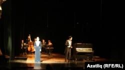 Тинчурин театры сәхнәсе