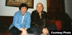 Фридрих Горенштейн и Ольга Юргенс