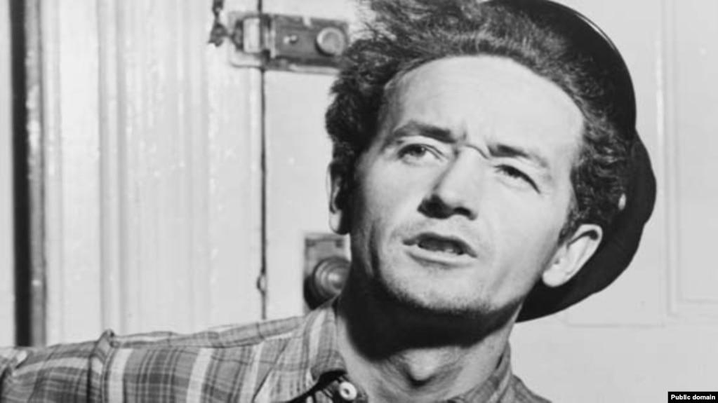 100 Years After Birth, American Folk Singer Woody Guthrie