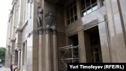 Здание Военторга после реконструкции