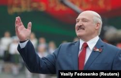 Президент Беларуси Александр Лукашенко, находящийся у власти 26 лет.