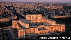 Palatul Parlamentului de la București
