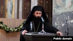 Председатель Священной митрополии Абхазии, доктор богословия архимандрит Дорофей (Дбар)