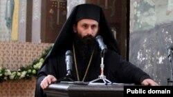 Председатель церковного совета Священной митрополии Абхазии, архимандрит Дорофей (Дбар)