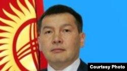 Идрис Кадыркулов.