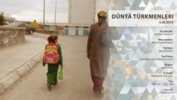Arzuw: Türkmenler gorkup otyr
