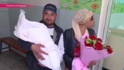 Гахворабандон освобожденный: зачем в Таджикистане связывают младенцев?