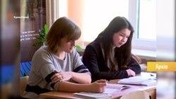 Молоді кримчани обирають Україну (відео)