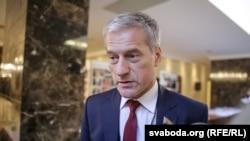 Намесьнік старшыні Палаты прадстаўнікоў Баляслаў Пірштук