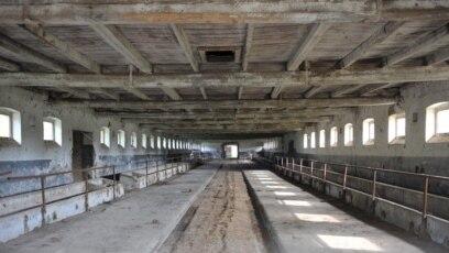 Prostor nekadašnjeg logora Stajićevo kod Zrenjanina, ilustrativna fotografija