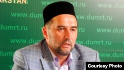 Татарстанның бас мүфтиі Илдус Файзов. Қазан, 12 шілде 2012 жыл.