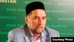 Илдус Файзов, верховный муфтий Татарстана. Казань, 12 июля 2012 года.