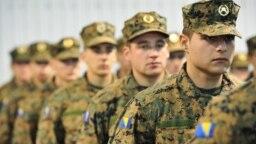 Vojnici Oružanih snaga BiH