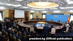 Коопсуздук кеңешинин жыйыны. 24-январь, 2020-жыл.