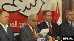 ممثلو قوى خسرت في الإنتخابات العراقية الأخيرة
