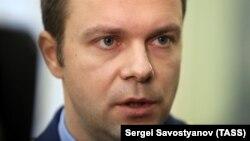 Официальный представитель Генпрокуратуры Александр Куренной