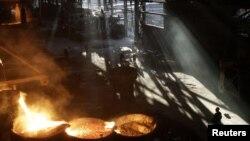 ზესტაფონის ფეროშენადნობების ქარხანა