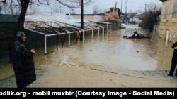 Наводнение в Самарканде. Иллюстративное фото.