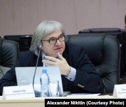 Александр Никитин, член общественного совета Росатома