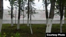Павлодар түрмесінің сыртқы көрінісі