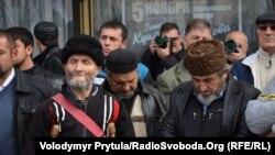 Узган ел Акмәчеттә кырымтатарлары халыкара чара уздырды