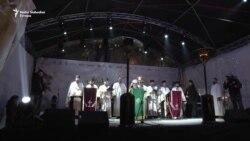 Molitveni skup SPC za 'narod u Crnoj Gori' u Beogradu