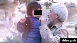 "Abu Amina, the veteran militant in the Uzbek recruitment video, emphasizes that he has brought his family with him to wage ""jihad,"" and he is shown with a small boy, apparently his youngest grandson."