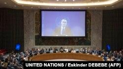 Заседание в ООН (архивное фото)